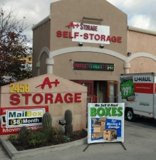 A+ Storage - Costa Mesa Self Storage