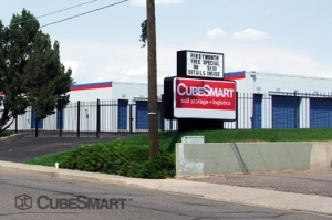 Image of CubeSmart Self Storage - Aurora - 1540 Altura Blvd Facility at 1540 Altura Blvd  Aurora, CO