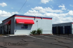 Image of CubeSmart Self Storage - Aurora - 1540 Altura Blvd Facility on 1540 Altura Blvd  in Aurora, CO - View 2