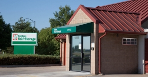 Central Self Storage - Kansas City Facility at  1702 E Kansas City Rd, Olathe, KS