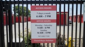 Security Public Storage - Vallejo - Photo 8