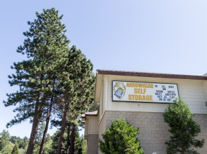 Image of Arrowhead Self Storage - Rimforest - 26677 State Hwy 18 Facility at 26677 State Hwy 18  Rimforest, CA