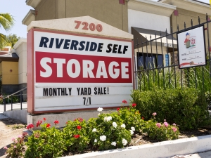 Image of Riverside Self Storage - 7200 Indiana Ave Facility at 7200 Indiana Ave  Riverside, CA