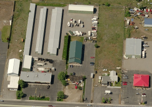 Moore Storage Facility at  16823 East Sprague Avenue, Spokane Valley, WA