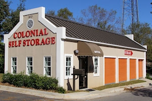 Colonial Self Storage - 1412 Hwy 98 - Photo 1