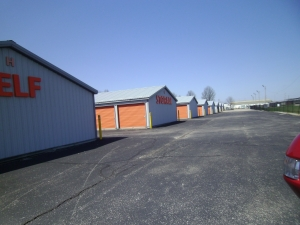 Foxes Den Self Storage - US 31 Franklin