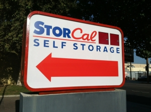Image of StorCal Self Storage of Van Nuys Facility at 15025 Oxnard Street  Van Nuys, CA