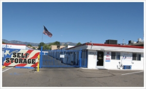 American Self Storage- San Mateo