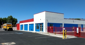 American Self Storage- San Mateo