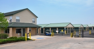SecurCare Self Storage - Colorado Springs - E. Vickers Dr.