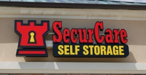 SecurCare Self Storage - Bryan - Baker Ave