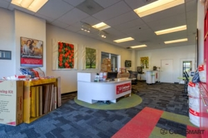 Image of CubeSmart Self Storage - Fairfax Facility on 3179 Draper Dr  in Fairfax, VA - View 2