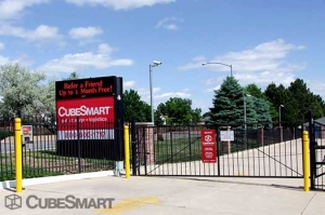 Image of CubeSmart Self Storage - Aurora - 1800 South Chambers Road Facility on 1800 South Chambers Road  in Aurora, CO - View 4