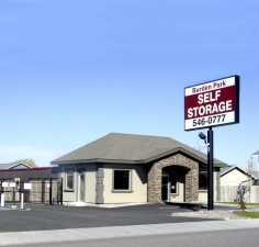 Burden Park Self Storage