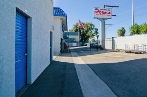 Cheap storage units at AAmerican Self Storage  El Cajon