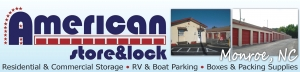 American Store & Lock #6 Facility at  1913 Skyway Dr, Monroe, NC