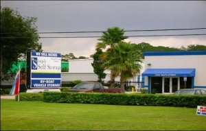 Simply Self Storage - Titusville Access