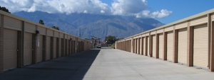 Image of Cathedral Village Self Storage Facility on 32500 Date Palm Dr  in Cathedral City, CA - View 3