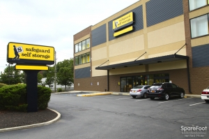 Safeguard Self Storage - Elmsford Facility at  3-7 Valley Avenue, Elmsford, NY