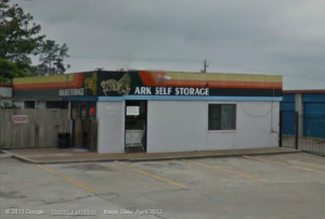 Picture of Ark Self Storage - Macon