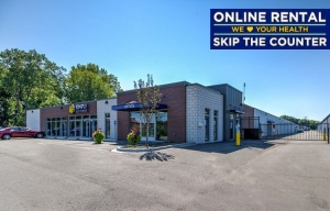 Simply Self Storage - 251 5th St. NW - New Brighton Facility at  251 5th St NW, New Brighton, MN