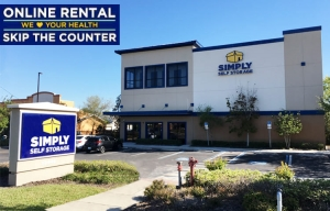 Simply Self Storage - 12446 W. Colonial Drive - Winter Garden Facility at  12446 W Colonial Dr, Winter Garden, FL