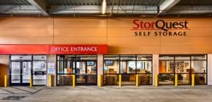 Image of StorQuest - Los Angeles/Hill Facility on 3707 S Hill St  in Los Angeles, CA - View 3