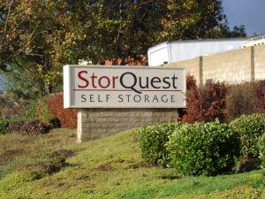 Image of StorQuest - Camarillo / Lewis Facility on 151 N. Lewis Road  in Camarillo, CA - View 2