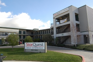 StorQuest - San Rafael/Golden Gate Facility at  55 Golden Gate Dr, San Rafael, CA