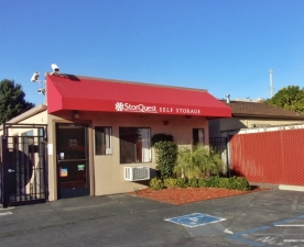 Image of StorQuest - San Leandro/Davis Facility at 1100 Davis St  San Leandro, CA