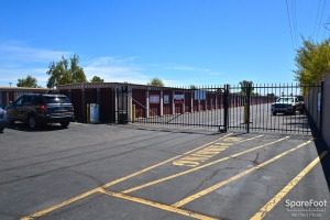 Image of Gilbert Road Self Storage Facility on 405 N Gilbert Rd  in Gilbert, AZ - View 4