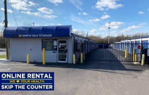 Simply Self Storage - 3171 S High Street - Columbus Facility at  3171 S High St, Columbus, OH