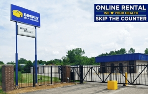 Simply Self Storage - 1810 E Voorhees Street - Danville Facility at  1810 E Voorhees St, Danville, IL