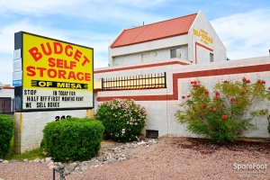 Budget Self Storage of Mesa