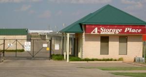 A-Storage Place Lubbock