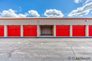 Image of CubeSmart Self Storage - Rockford - 7511 Vandiver Rd Facility on 7511 Vandiver Rd  in Rockford, IL - View 2