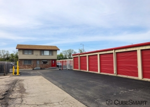 CubeSmart Self Storage - Rockford - 4548 American Rd Facility at  4548 American Rd, Rockford, IL