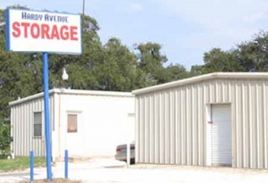 Hardy Avenue Storage
