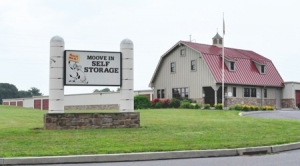 Moove In Self Storage - North George Street Facility at  140 Morgan Ln, York, PA