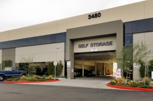 South Coast Self Storage - Santa Ana - 3480 West Warner Avenue - Photo 1