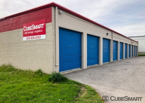 CubeSmart Self Storage - Rockford - 4560 Stenstrom Road Facility at  4560 Stenstrom Road, Rockford, IL