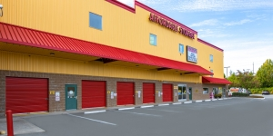 Image of Affordable Self Storage - Everett Facility on 222 SW Everett Mall Way  in Everett, WA
