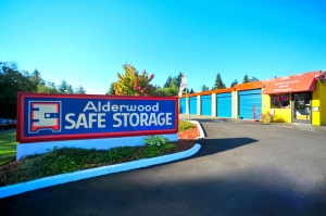 Alderwood Safe Storage
