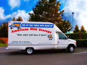 American Mini Storage - Redmond, WA - Photo 5