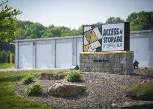 Access Storage Buffalo Flat