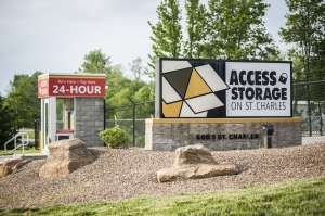Access Storage St. Charles