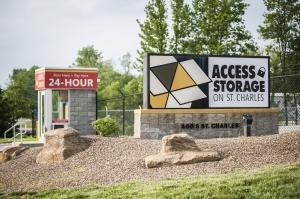 Access Storage St. Charles