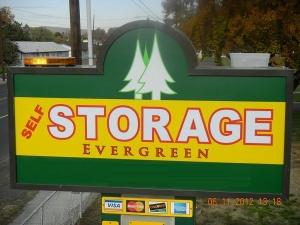 Evergreen Self Storage, LLC Facility at  1715 South 3rd Avenue, Yakima, WA