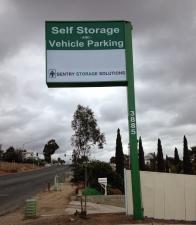 Sentry Storage Solutions Chula Vista