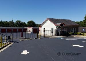 Image of CubeSmart Self Storage - Winder - 331 Atlanta Highway Southeast Facility at 331 Atlanta Highway Southeast  Winder, GA